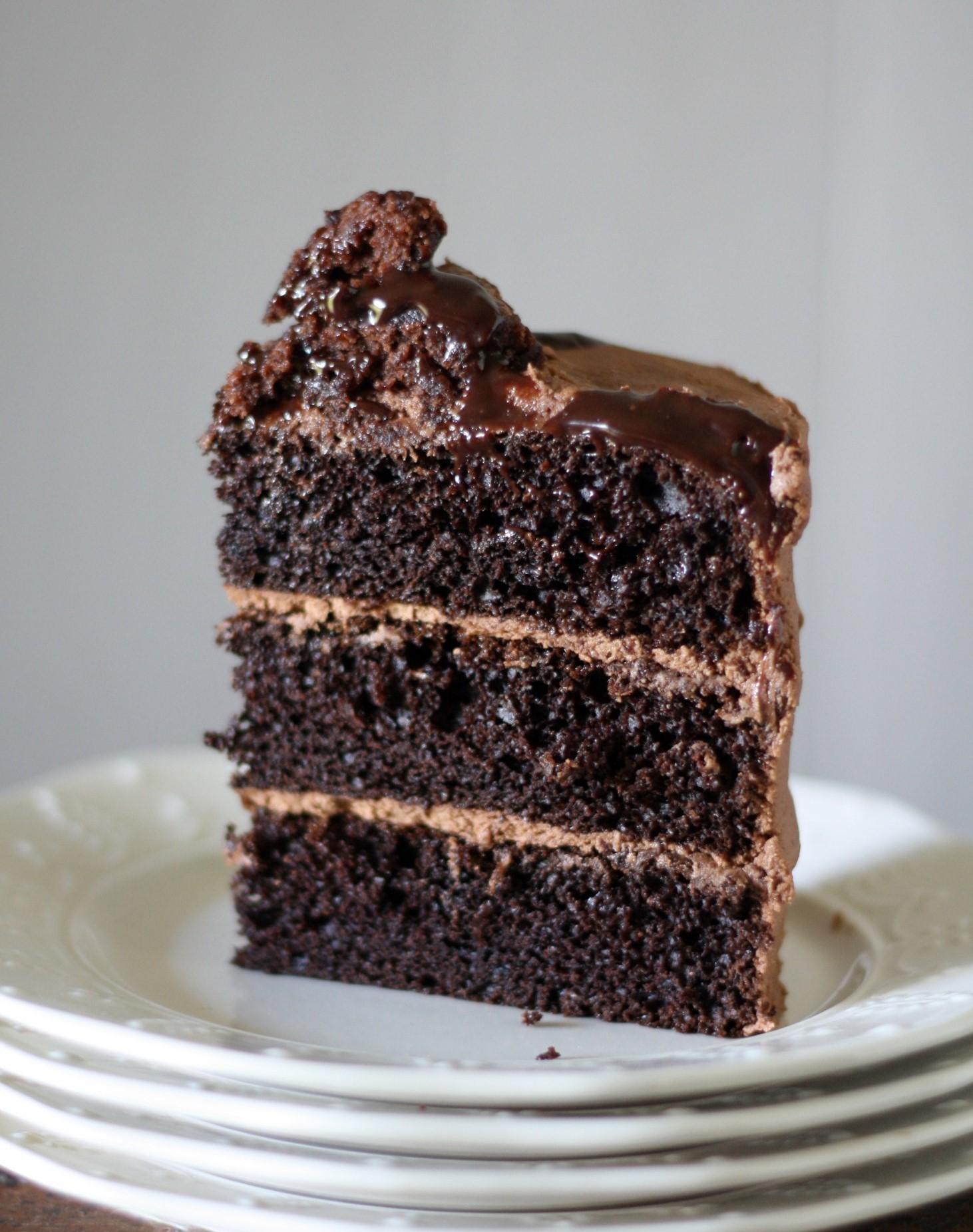 One-Bowl-Chocolate-Cake